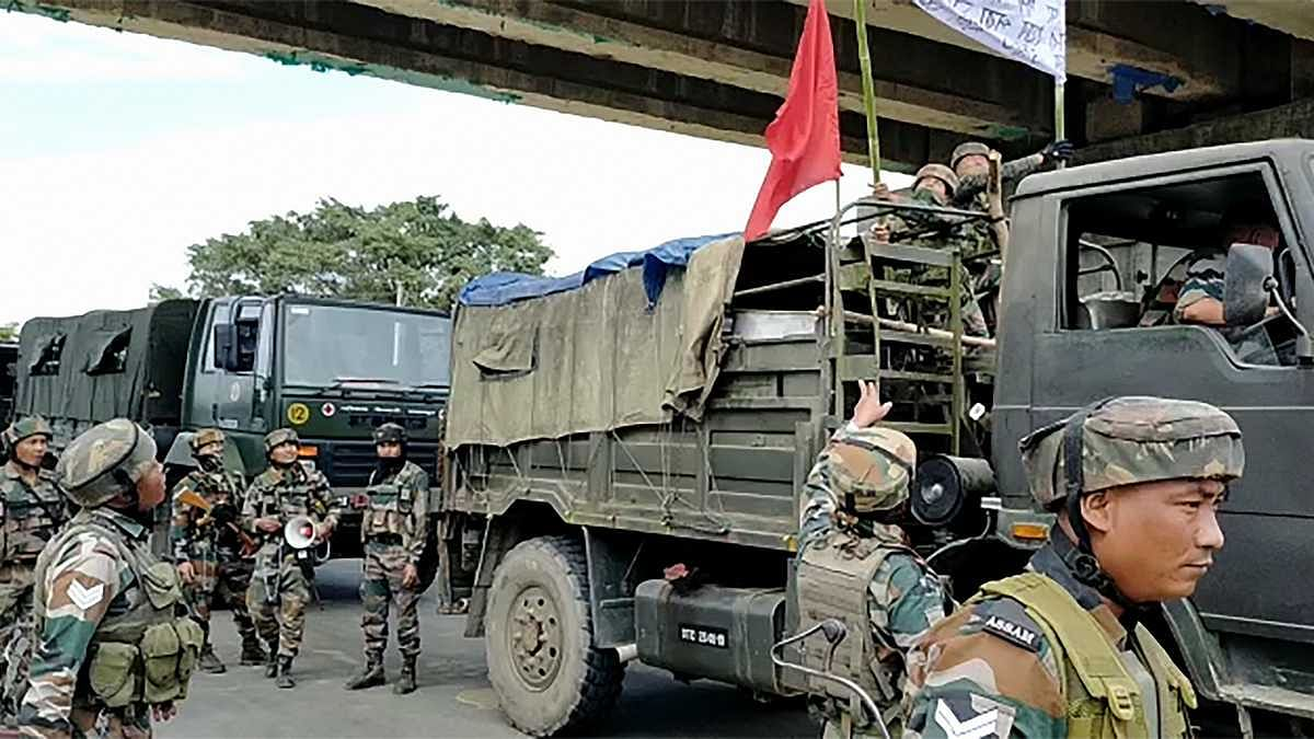 Indian Army plans to deploy 10,000 troops as LAC reinforcements