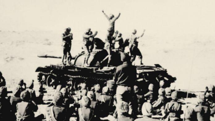 The 1971 Battle of Longewala