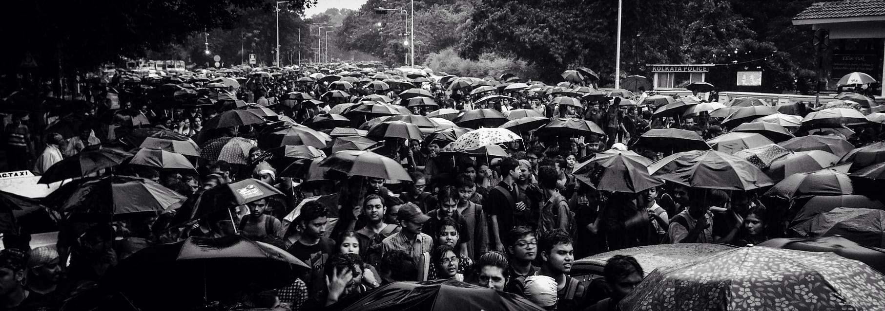 2014 JU Students protest