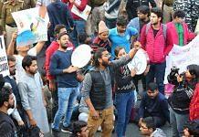 JNU students have been protesting against a hostel fee hike since October 2019   Suraj Singh Bisht   ThePrint