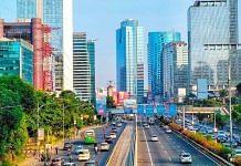 A view of Indonesia's capital city Jakarta | Twitter: @JakartaTourism