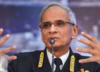 Chief of Naval Staff, Admiral Karambir Singh   File photo: Subhav Shukla   PTI