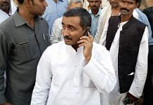File photo of Kuldeep Singh Sengar | Facebook