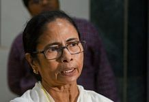 File photo of West Bengal Chief Minister Mamata Banerjee in Kolkata |