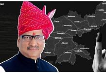 BJP leader Om Mathur | Graphic: ThePrint Team