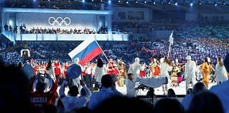 The opening ceremony for the 21st Olympic Winter Games | Flickr