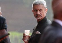 File photo of External Affairs Minister S. Jaishankar | Praveen Jain | ThePrint