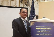 Sandeep Chakravorty, India's Consul General in New York