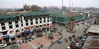 File photo of Srinagar   ANI