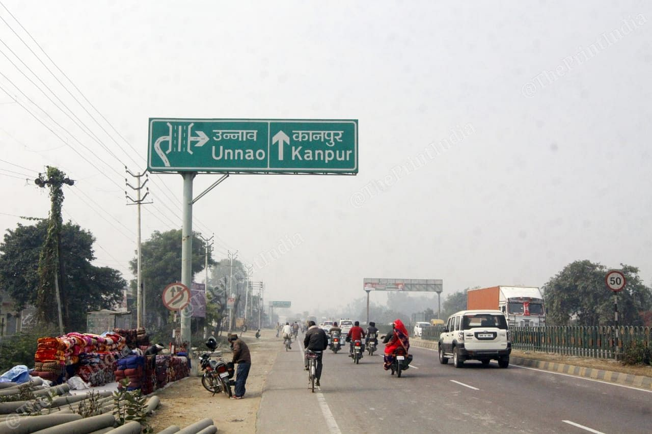 Unnao is just over 65 km from UP capital Lucknow | Praveen Jain | ThePrint