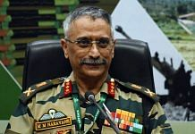 A file photo of Lt General M.M. Naravane. | Photo: ANI/R Raveendran