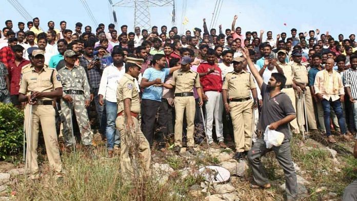 Four accused in the Hyderabad rape and murder case were shot dead in a police encounter | PTI