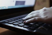 Woman using laptop Representational Image | Wikimedia Commons