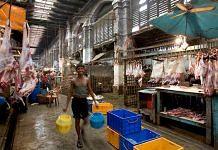 Representational image.Slaughterhouse at Hogg market, Kolkata. | Commons