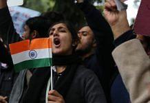 Protests against the CAA-NRC in New Delhi | Manisha Mondal | ThePrint