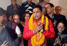 File image of BJP leader Kapil Mishra