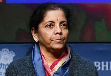Finance Minister Nirmala Sitharaman is set to present the Union Budget 2020-21 on 1 February | Photo: ANI