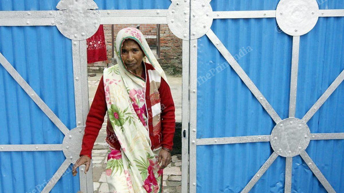 Rajshree of Paraspura village | Photo: Praveen Jain | ThePrint