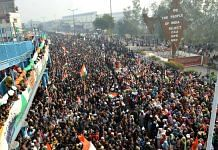 Republic Day celebrations at Shaheen Bagh | ThePrint