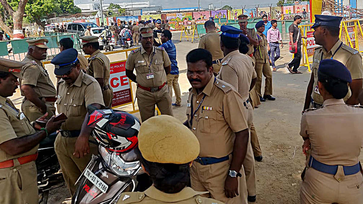 Image result for police tamilnadu