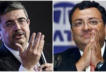 Uday Kotak and Cyrus Mistry