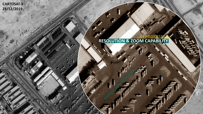 A Cartosat-3 overview of Doha, as reprocessed by Twitter user @detresfa_
