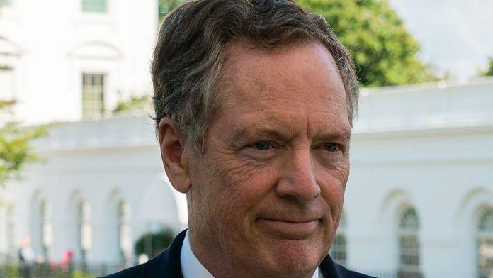 US Trade Representative Robert Lighthizer   Photo: Wikipedia
