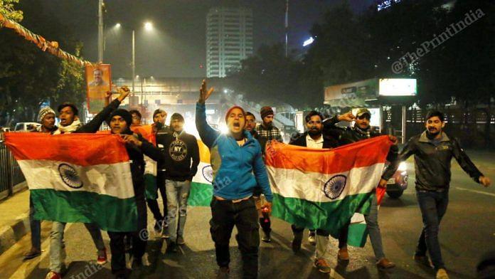 Protest against attack on JNU campus   Suraj Singh Bisht   ThePrint