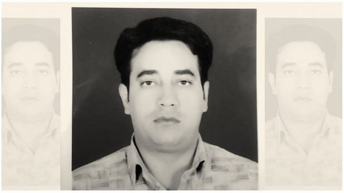 IB staffer Ankit Sharma who was found dead in Chand Bagh in Delhi on 26 February 2020   ANI   Twitter