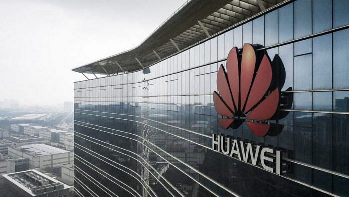 Former IFS officer Smita Purushottam's letter doesn't mention Huawei by name, but hits out at Chinese telecom equipment manufacturers   Photo: Bloomberg