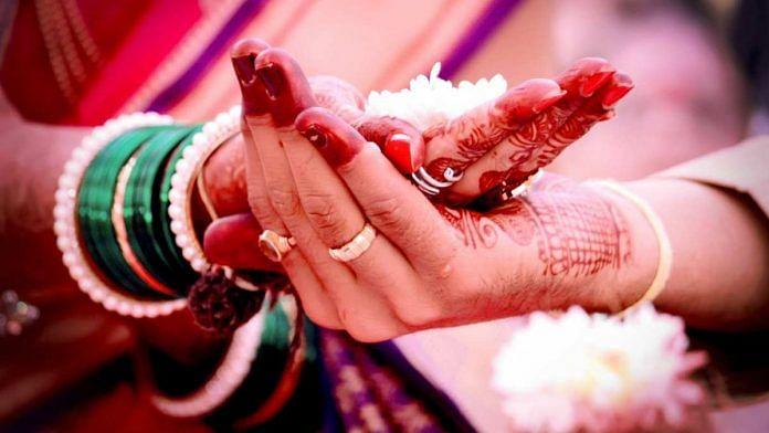An Indian Hindu wedding | Pexels