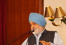 Montek Singh Ahluwalia, former deputy chairman of the Planning Commission | Photo: Commons