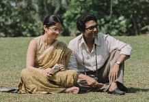 Rasika Dugal as Safia Manto and Nawazuddin Siddiqui as Saadat Hasan Manto | Source: Nandita Das