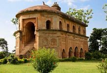 Rang Ghar in Sivasagar, Assam, which the government wants to develop