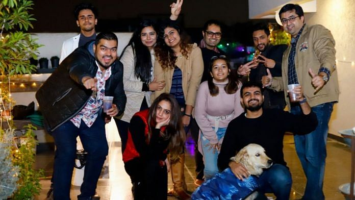A 'Pawsome' party hosted by Myscoot | By special arrangement
