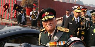 CDS General Bipin Rawat | Photo: Suraj Singh Bisht | ThePrint
