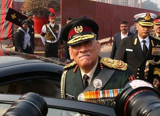 CDS General Bipin Rawat | Photo: Suraj Singh Bisht | ThePrint