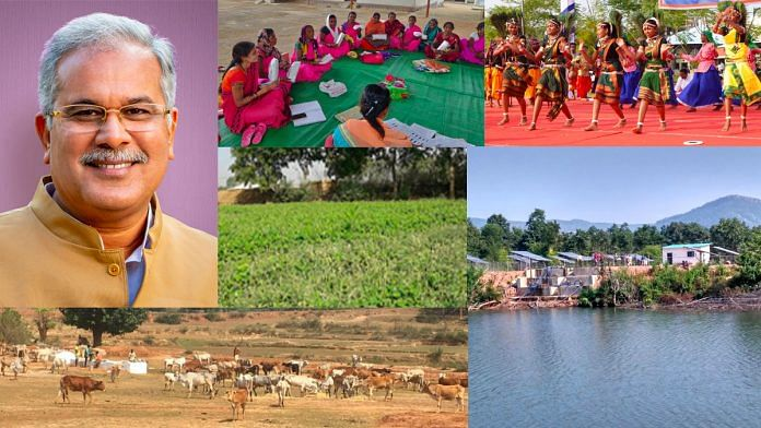 Chief Minister Bhupesh Baghel and glimpses of Chhattisgarh | By Special Arrangement