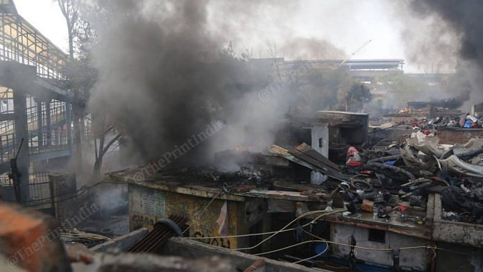 At least 38 people have died in the communal frenzy tearing through Northeast Delhi