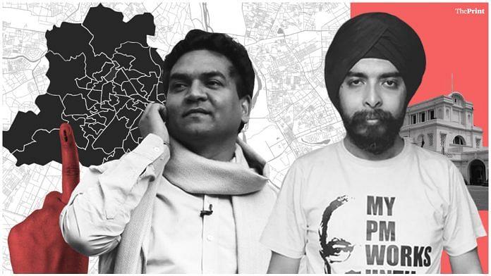 Kapil Mishra and Tajinder Bagga | Soham Sen | ThePrint