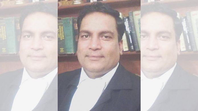 A.P. Singh has been defending the 16 December convicts | Facebook: A.P Singh
