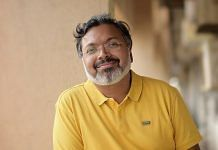File photo of Devdutt Pattanaik | Wikimedia Commons
