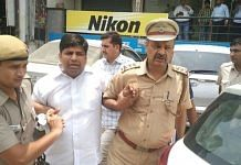 Mohaniya, the Sangam Vihar MLA, was booked on June 23, 2016 for allegedly misbehaving with a group of women. | Photo: Twitter