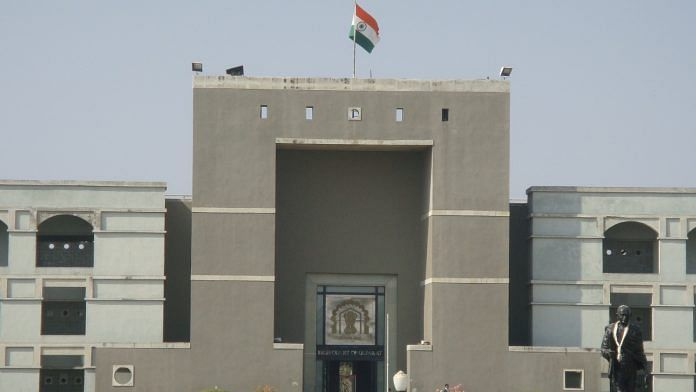 Gujarat High Court | Photo: Commons
