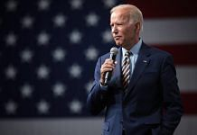 File photo of Democratic presidential nominee Joe Biden