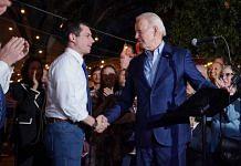Joe Biden (R) won 7 states in Super Tuesday elections. | Photo: Twitter | Joe Biden