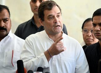 Wayanad MP and former Congress president Rahul Gandhi | Photo: ANI