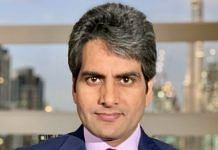 Zee News anchor Sudhir Chaudhary | Twitter