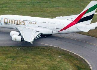 A United Arab Emirates Aircraft | Bloomberg