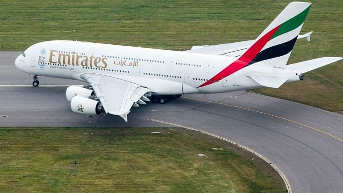 A United Arab Emirates Aircraft | Bloomberg